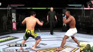 UFC 2014 - EA Sports UFC - A WIN IS A WIN | UFC FIGHTS 2014 | EA Sports UFC Gameplay