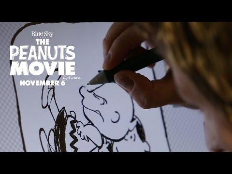 Peanuts (Featurette 'Sparky's Pen')