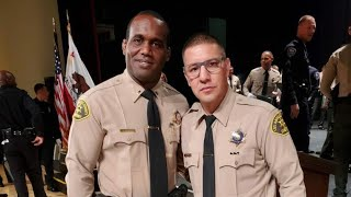 John Molina Jr Becomes A POLICE OFFICER In Los Angeles after Boxing Career 🚔