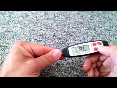 BBQ Ankway Fleischthermometer Küchenthermometer -50°C bis 300°C