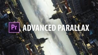 "Premiere Pro: Advanced ""Inception"" Effect"
