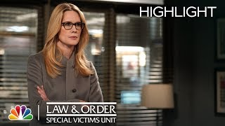 Law & Order: SVU   And The Wheel Goes Round (Episode Highlight)