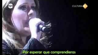 Adele Fool That I Am Subtitulada Español Ingles