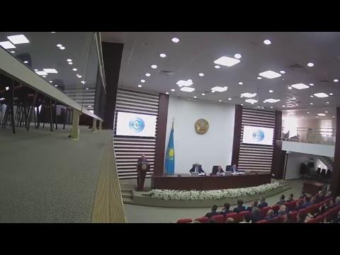 XIX очередная сессия маслихата Алматинской области