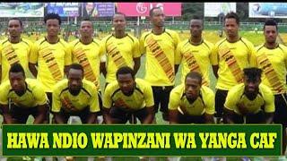 Hawa ndio wapinzani wa Yanga kombe la shirikisho la CAF