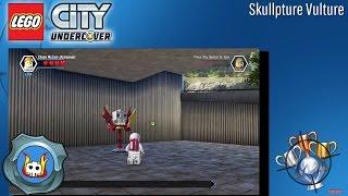 LEGO City Undercover - Skullpture Vulture - Trophy/Achievement (CZ)