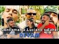 Reaktion auf Gentleman x Luciano x Ezhel - DEVAM | Die Ravennas