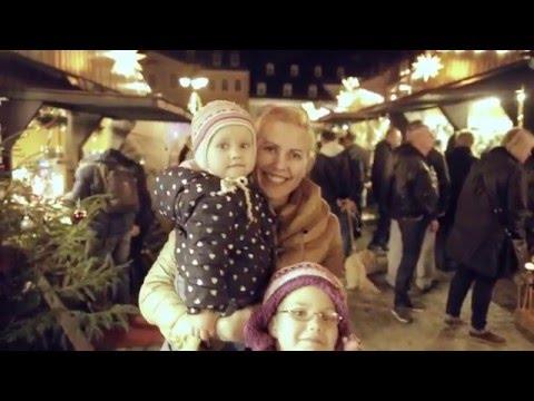 Weihnachtsmarkt in Reichenbach am 19.12.2015