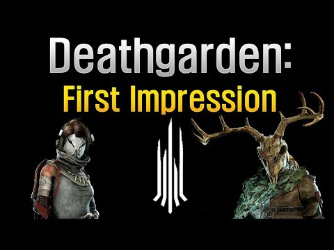 Deathgarden: Bloodharvest - Review / First Impression