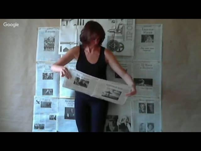 Veronika Nicolaeva (Moscow, Russia) «Info fatale»