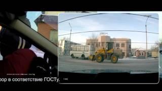 ГАИ Казахстана. г.Экибастуз.Беспричинная остановка.