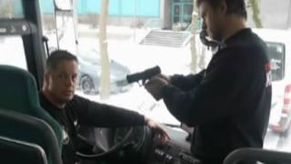 Krav Maga Firearm assaults in public transportation – by Michael Rueppel