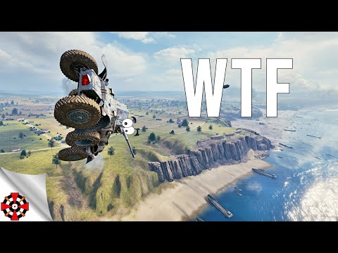 World of Tanks - Funny Moments | WTF MOMENTS! #432 (WoT glitches & RNG)