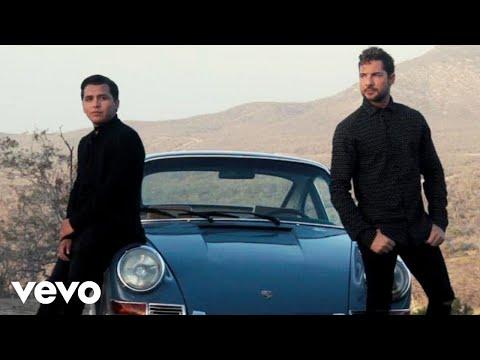 Christian Nodal - Probablemente ft. David Bisbal (Detrás De Cámaras)