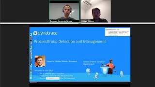 Online Perf Clinic – Process Group Detection and Management with Dynatrace
