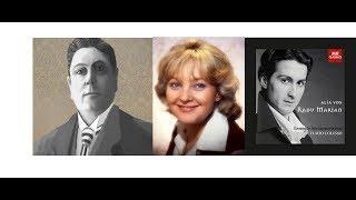 Alessandro Moreschi-2 -Rossini Crucifixus- & Radu Marian males soprano & Lucia Popp soprano