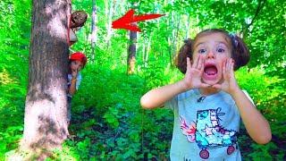 Прятки с GRANNY в Реальной Жизни! Hide and Seek для Детей for kids children