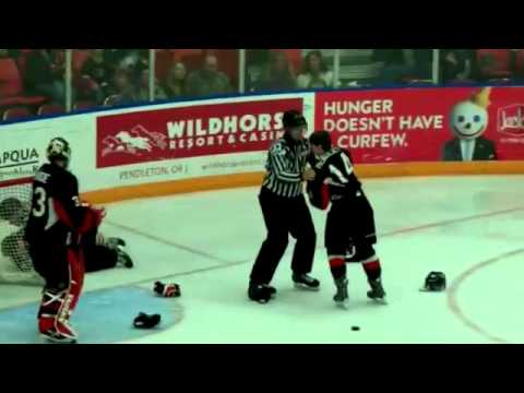 Beau McCue vs. Colby McAuley