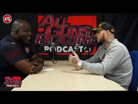 Has Mesut Ozil Let Down Arsenal?  | All Guns Blazing Podcast feat DT