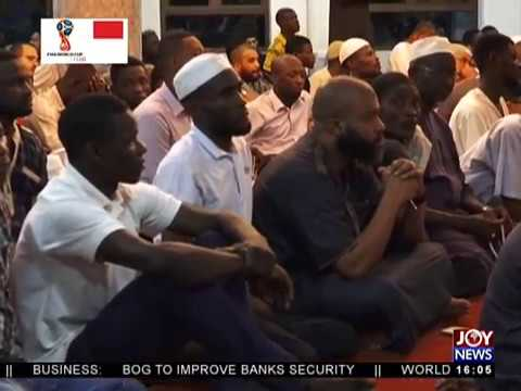 RAMADAN CELEBRATION   THE PULSE ON JOYNEWS 13 6 18