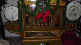 JOLLY OLD ST. NICHOLAS - A. Kimball - played on our Hawblitz 105 Wurlitzer