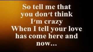 A Moment Like This (Lyrics) - KELLY CLARKSON