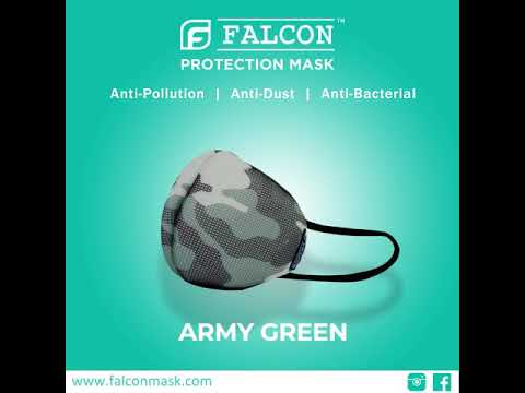 M Size Falcon Protection Mask