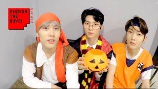 [MISSION THE BOYZ] Halloween SP (EN/JP/VN/ES)