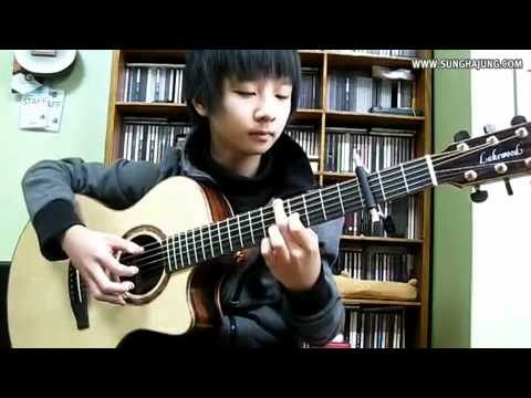 titanic instrument on guitar