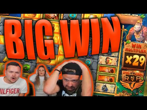 Huge Win on Return of Kong Megaways Slot - Casino Stream Big Wins