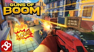 Guns of Boom - Online Shooter - iOS/Android - Gameplay Video