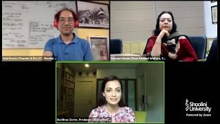 Yogananda Guru Web Series | Woman Of Substance | Dia Mirza | Shoolini University