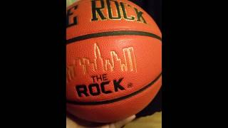 The Rock basketball unboxed continued