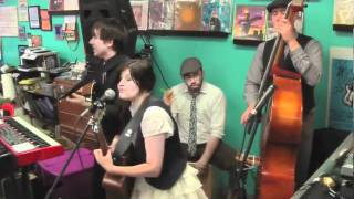 April Smith and the Great Picture Show - Colors - Live