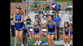 Blue Lightning Pictures Cheer Team