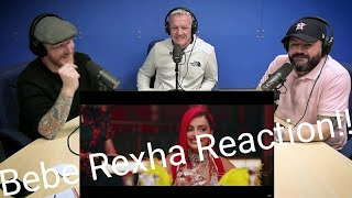 Bebe Rexha - Baby, I'm Jealous ft. Doja Cat REACTION!! | OFFICE BLOKES REACT
