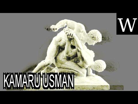 KAMARU USMAN - WikiVidi Documentary
