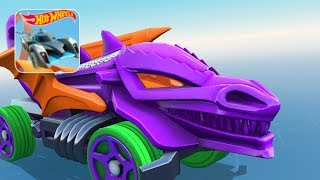 HOT WHEELS RACE OFF GAME Gameplay Walkthrough Part 120 - iOS / Android All Cars Showcased