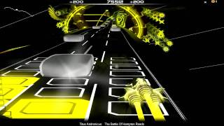 AudioSurf: Titus Andronicus - The Battle of Hampton Roads