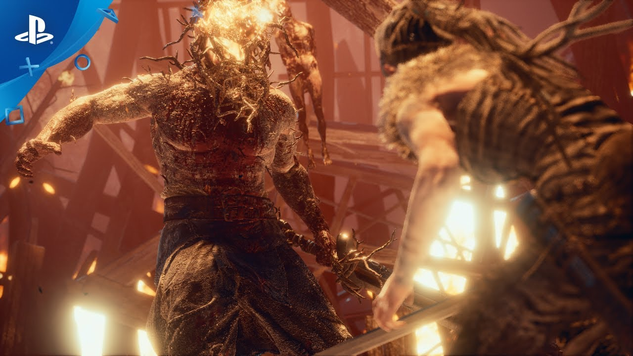 Hellblade: Senua's Sacrifice From Ninja Theory Launches August 8 on PS4