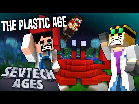 Minecraft: SevTech - THE PLASTIC AGE - Age 4 #1 Mp3