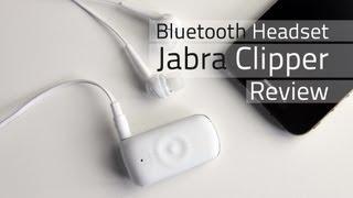 Bluetooth Headset Jabra Clipper - Review