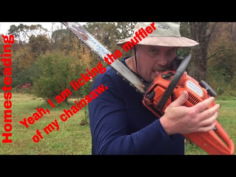 Husqvarna 450 Rancher Chainsaw Review
