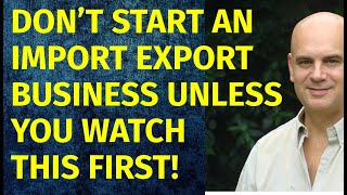 How to Start a Import Export Business | Including Free Import Export Business Plan Template
