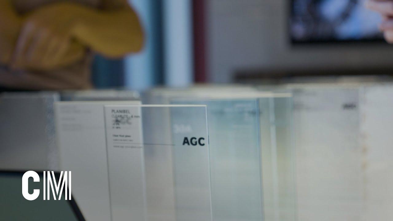How AGC transforms glass into a technological gem