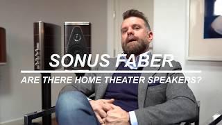 YouTube Video alGRHkO37xU for Product Sonus faber Olympica Nova W Wall-Mount Loudspeaker by Company Sonus faber in Industry Loudspeakers