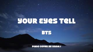 BTS (방탄소년단) Your Eyes Tell | Piano Cover