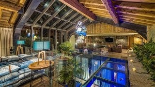 Luxury Chalet In The French Alps For $16.5 Million