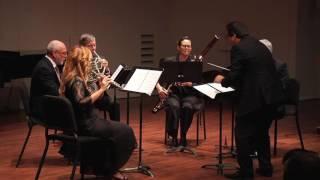 """Yalil Guerra: """"Las Musas de San Alejandro"""" (Wind Quintet)"""