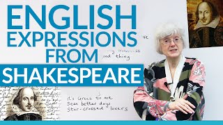 The influence of Shakespeare on everyday English